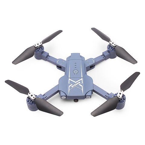 kidoME HC629W Foldable Mini RC Drone RTF WiFi FPV 0.3MP Camera Headless Mode Air Press Altitude Hold RC Helicopter RC Quadcopter