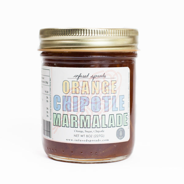 Orange Chipolte Marmalade