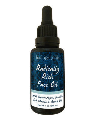 Radically Rich Face Oil
