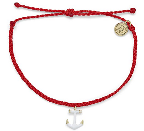 Pura Vida Anchors Away Bracelet