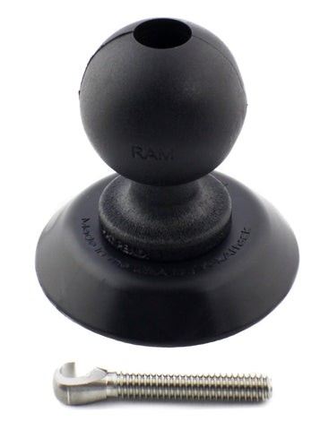 "YakAttack Leash plug Adapter and Base 1.5"" Screwball"
