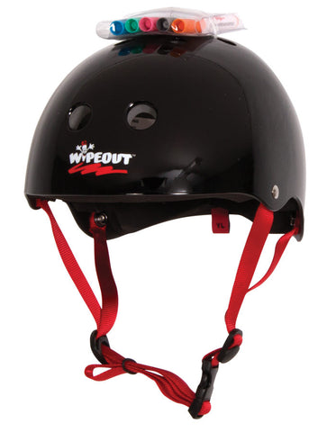 Liquid Force Wipeout Kids Helmet