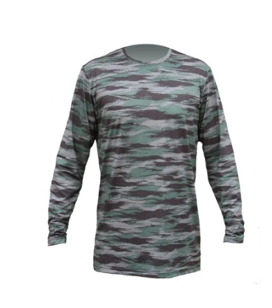 Anetik Boy's Low-Pro Tech Long Sleeve