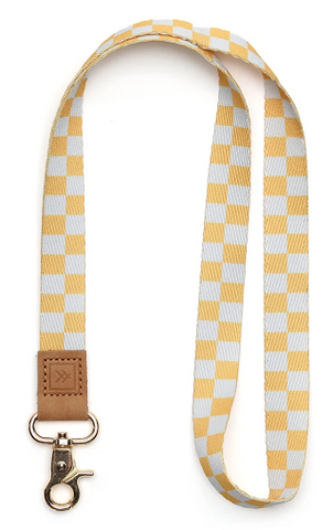Thread lanyard
