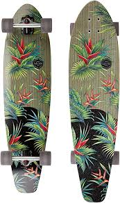 Globe The All-Time V-Ply Hellaconia Complete Longboard