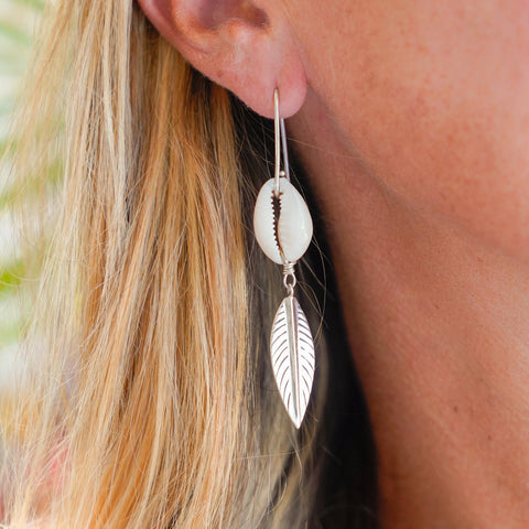 Embella Karma Drop Earrings