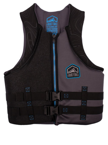 Liquid Force Hinge Mens CGA Lifejacket 2019