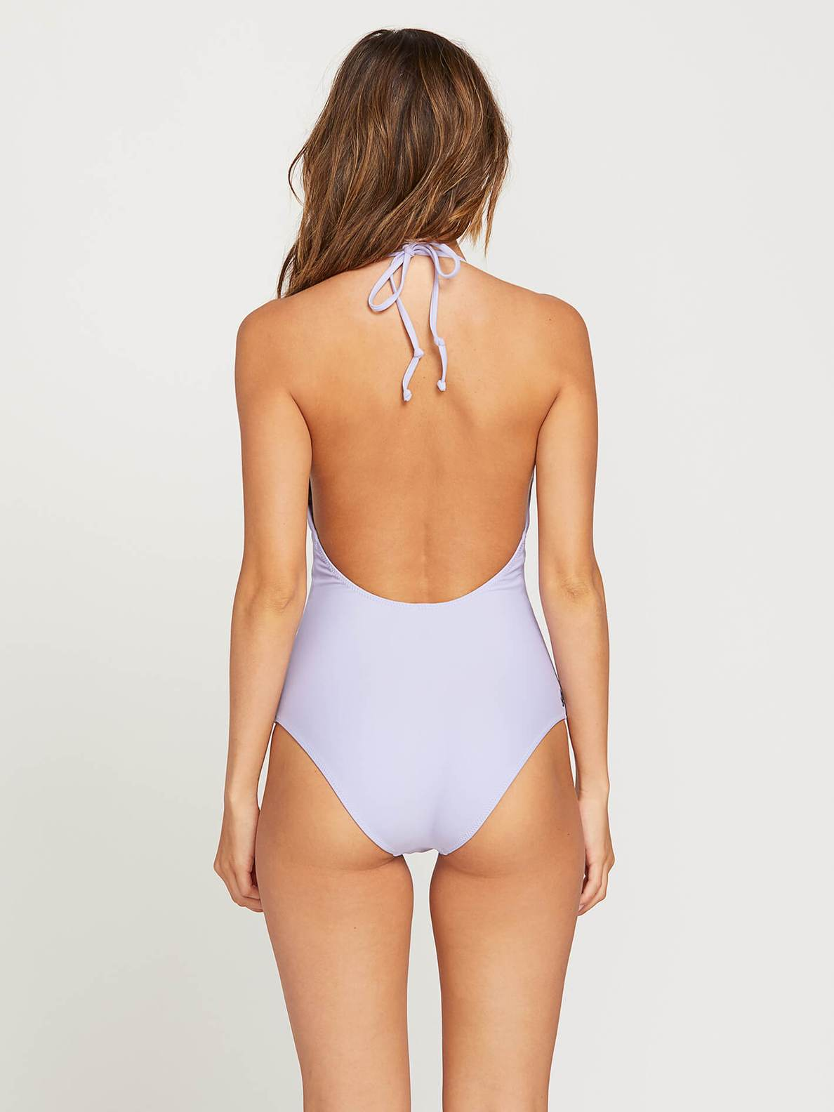 b0cfb2973533b Volcom Simply Solid One Piece Bathing suit - Otherside Boardsports