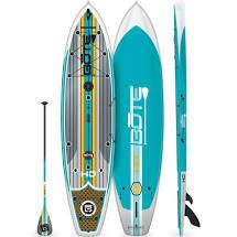 Bote HD Full Trax Citron 12' Paddleboard