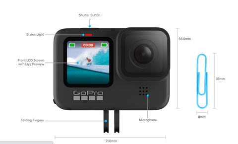 GoPro Hero 9 Black Camera