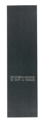 "Mob ""Not a Crime"" Lazer cut Single Sheet Grip Tape"