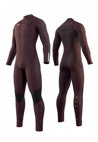Mystic Marshall 4/3 Front Zip Full Wetsuit