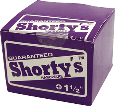Shorty's Skate Hardware