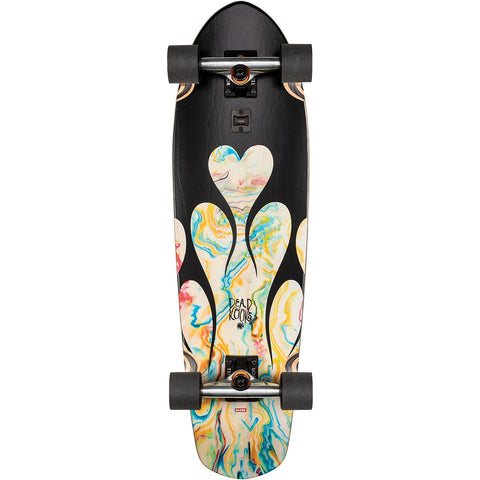 Globe Big Blazer DK Black/Resin Skateboard