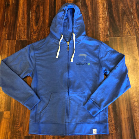Otherside Windy Palm Zip-Up Hoody
