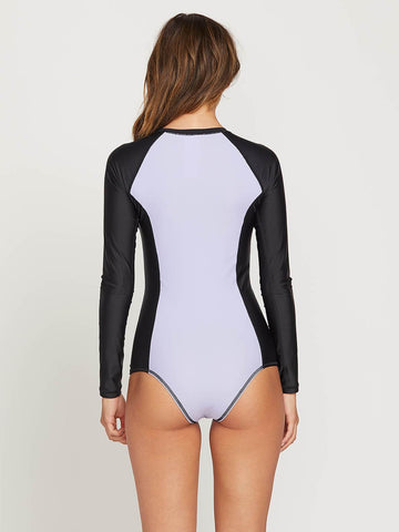 Volcom Simply Solid Long Sleeve Body Suit