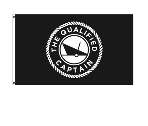 The Qualified Captain Flag