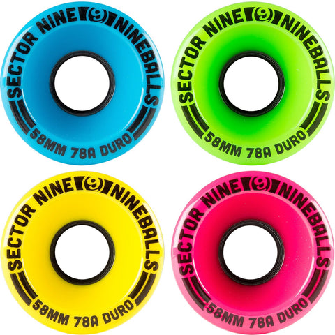 Sector 9 Ball Skate Wheels