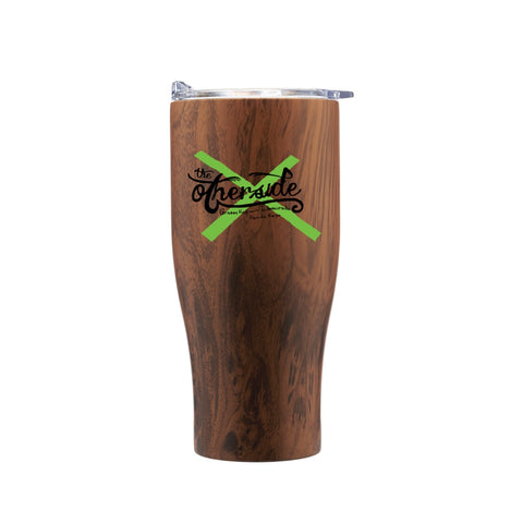 Otherside 'Wood' Insulated Travel Cup