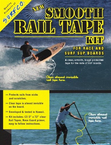 Surf Co Smooth Rail Tape