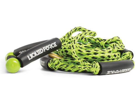 "Liquid Force Surf 8"" Handle Knotted Rope"