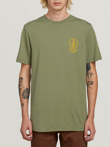 Volcom Crowd Control Short Sleeve Tee