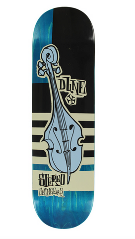 "Stereo Chris ""Dune"" Pastras Bass Deck 8.25"