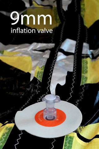 Airtime 9mm Inflation Valve