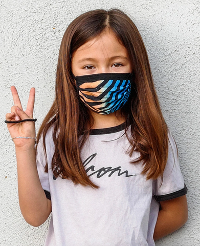 Volcom Youth Face Mask