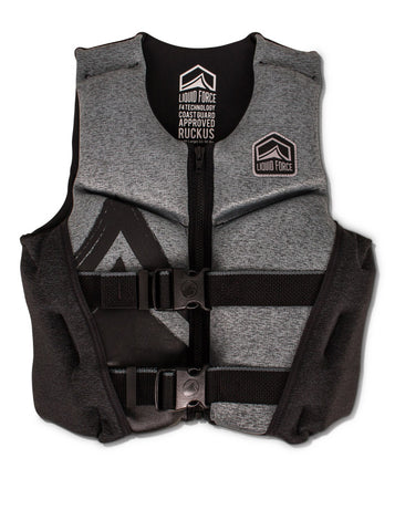 Liquid Force Ruckus Youth Boys CGA LifeJacket 2019