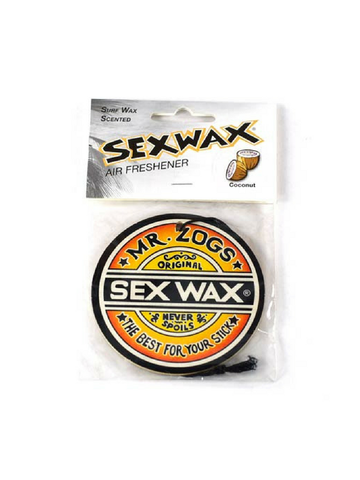 Mr Zog's Sex Wax Air Freshener