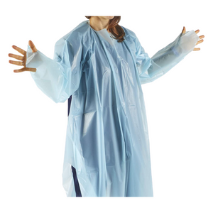 Disposable Isolation Gown Level One