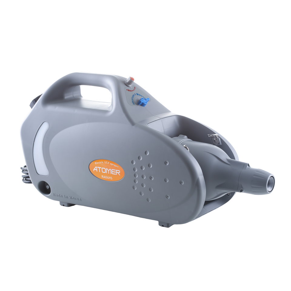 Disinfecting Fog Machine |  Atomer-II Electric ULV Sprayer | Portable | Commercial