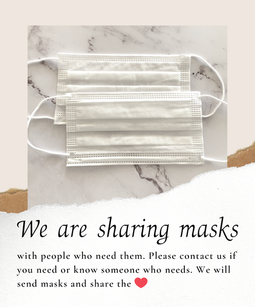 donation masks