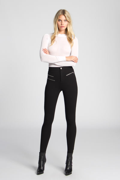 Nicky high-waist leggings