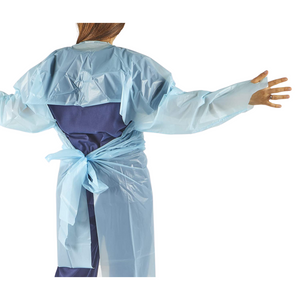 Disposable Isolation Gown Level One | 5 pieces