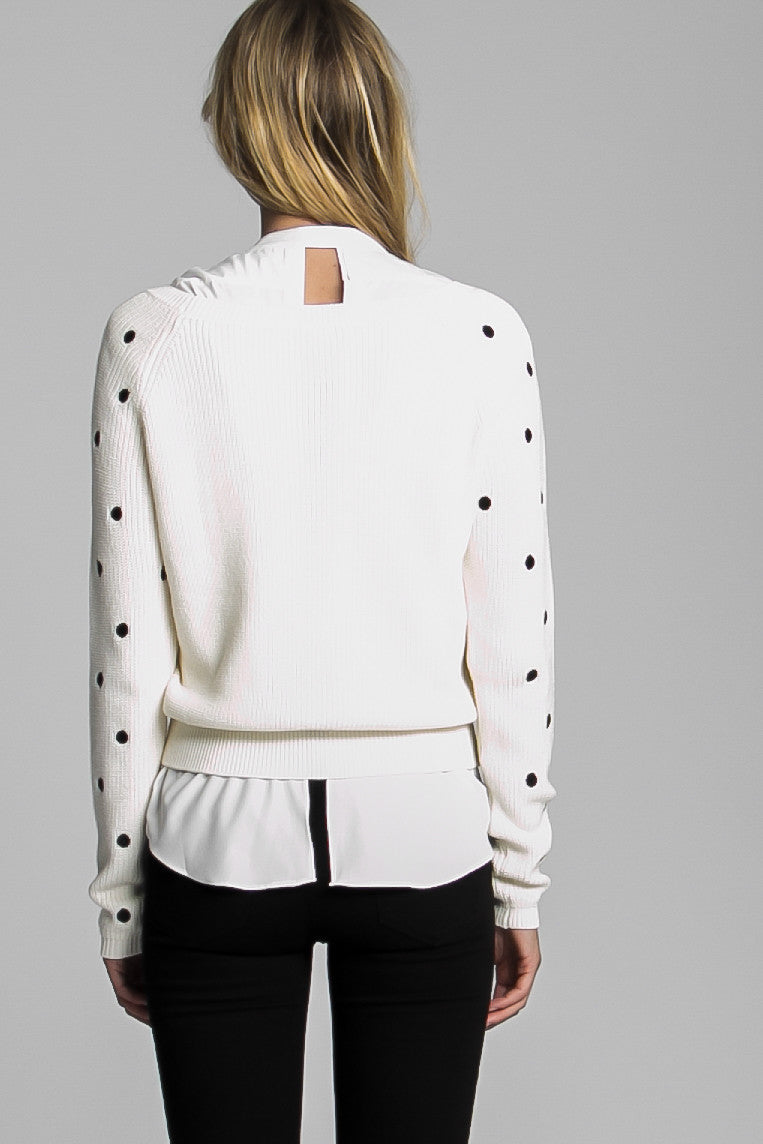 Ailey Cropped Sweater