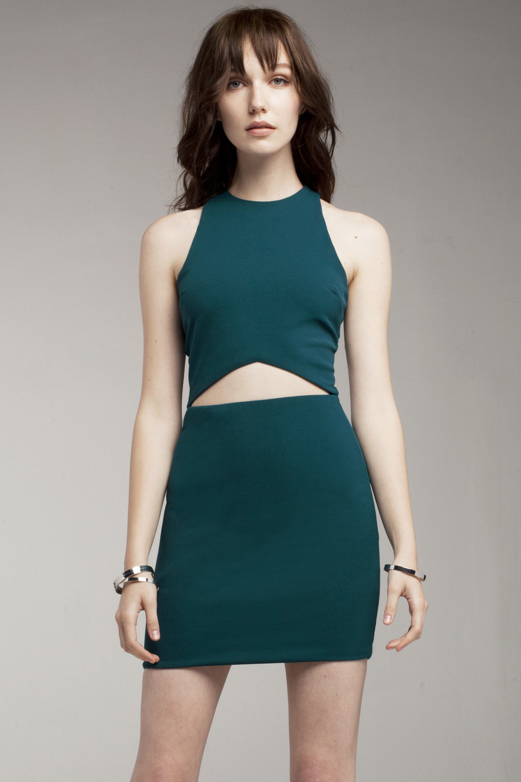 Brooklyn 2-piece Dress - Emerald
