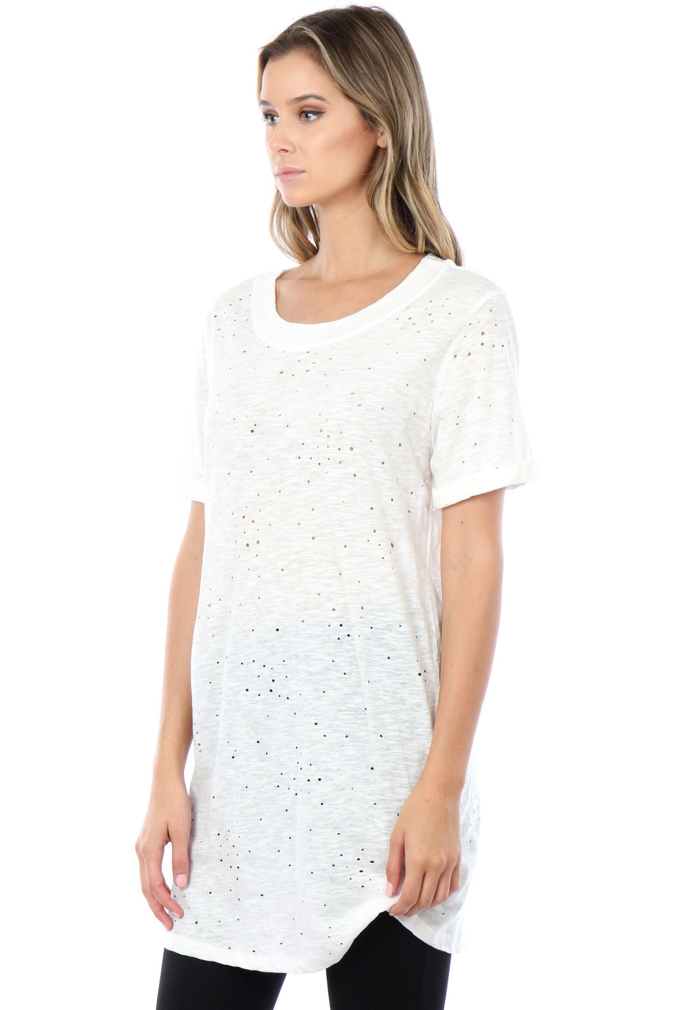 Gail Boyfriend T-shirt Dress