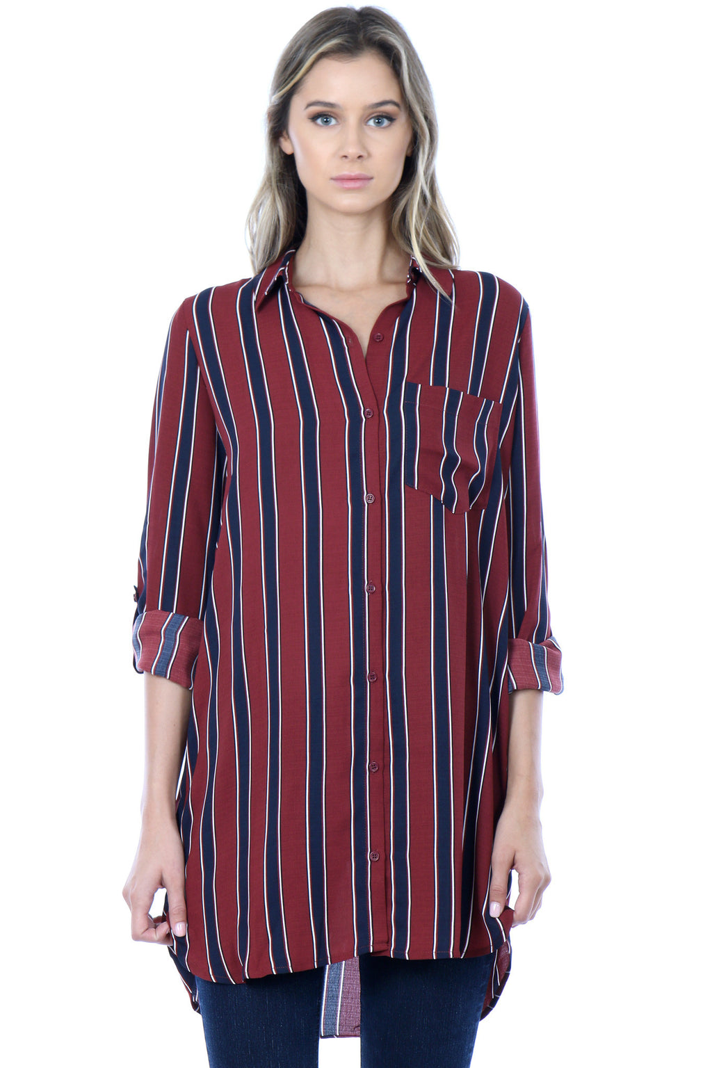 Edlyn Stripe Shirt