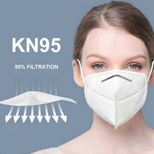 Load image into Gallery viewer, KN95 Respirator Mask (10 Pieces)