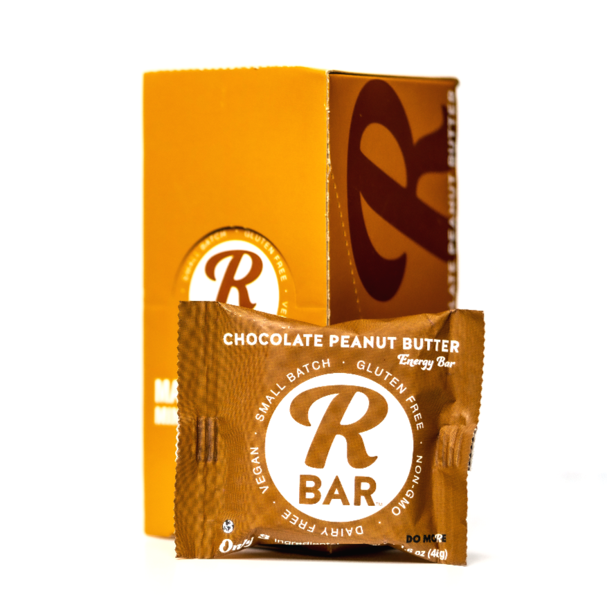 Chocolate Peanut Butter Energy Bar - 10 Pack