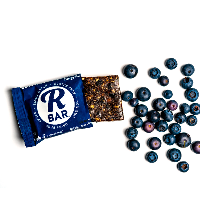 Blueberry Breakfast Energy Bar - 10 Pack