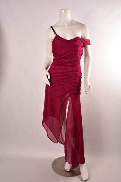 TOM FORD FOR GUCCI Pink Strapless Gown | Size 40