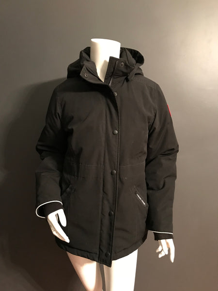 CANADA GOOSE Down Parka | Youth L/G 14-16