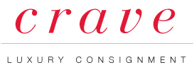 Crave Luxury Consignment logo