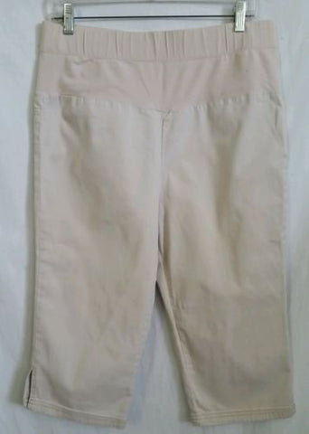 Motherhood Maternity Chino Capri Pants