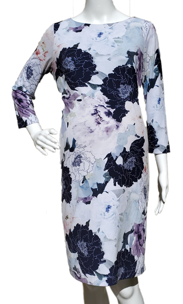 A Pea in the Pod Floral Dress