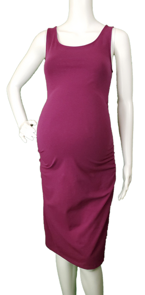Isabel Maternity Tank Dress