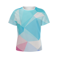 Pastel Crystal Candy - Girls T-shirt (SJ)